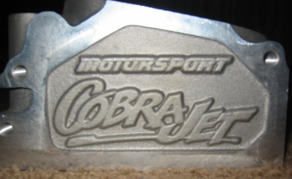 looking for early A429 CJ motorsports heads.. Cobrajet