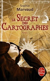 [Marvaud, Sophie] Le secret des cartographes - Tome 1 Couv33363239