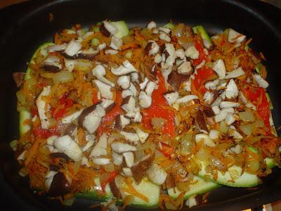 Musaka od mesanog povrća DSC00957