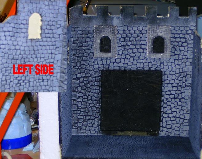 A Diorama in the making Dioramaset2