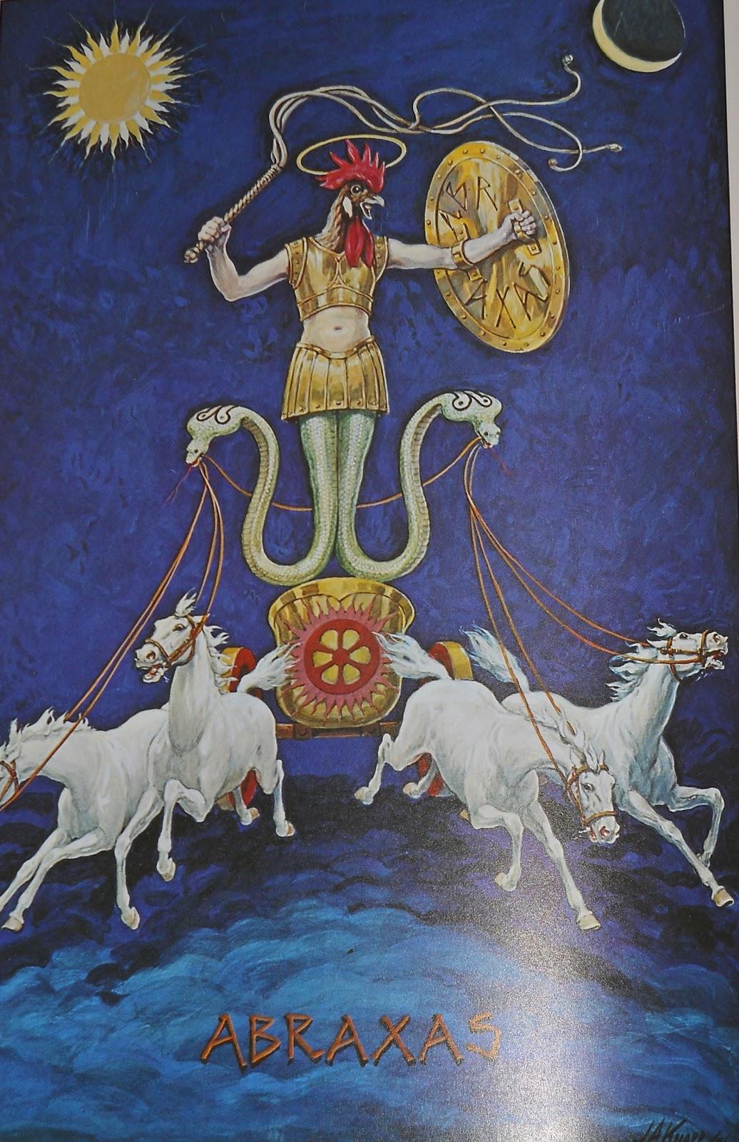 Papa Francisco = Gallo = Pedro. Para mi un acierto más de BSP - Página 5 ABRAXAS