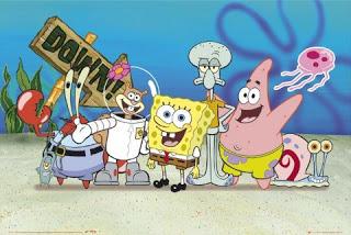 Süngerbob Fun Club Spongebob_Characters