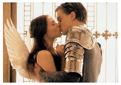 Najlepši filmski poljubac Romeo-and-juliet-kiss