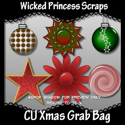 FTU Commercial Use Xmas Grab Bag by Wicked Princess WP_XMASCUGRABBAG_TAGGER