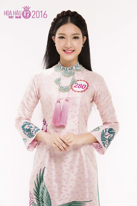 Thí sinh Hoa hậu Việt Nam Lê Trần Ngọc Trân bị tố thi chui tại Nhật 1_50573