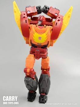 [DX9 Toys] Produit Tiers - Jouet D-06 Carry aka Rodimus et D-06T Terror aka Black Rodimus - Page 2 0FBkRgCr