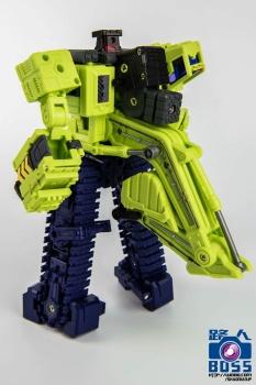 [Toyworld] Produit Tiers - Jouet TW-C Constructor aka Devastator/Dévastateur (Version vert G1 et jaune G2) - Page 3 BnRHWtrj