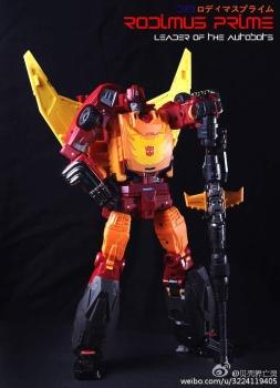 [DX9 Toys] Produit Tiers - Jouet D-06 Carry aka Rodimus et D-06T Terror aka Black Rodimus - Page 2 GGn4wNKs