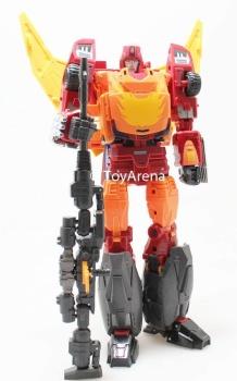 [DX9 Toys] Produit Tiers - Jouet D-06 Carry aka Rodimus et D-06T Terror aka Black Rodimus - Page 2 HezXsL6J