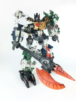 [FansProject] Produit Tiers - Jouet Saurus Ryu-oh aka Dinoking (Victory) | Monstructor (USA) - Page 2 KyODVIBq