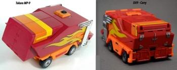 [DX9 Toys] Produit Tiers - Jouet D-06 Carry aka Rodimus et D-06T Terror aka Black Rodimus MxzVj4Pe