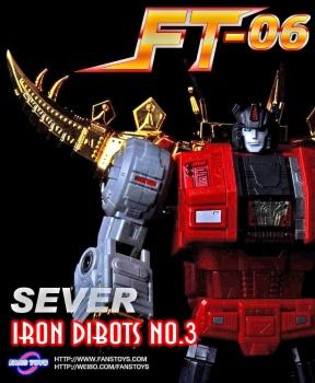 [Fanstoys] Produit Tiers - Dinobots - FT-04 Scoria, FT-05 Soar, FT-06 Sever, FT-07 Stomp, FT-08 Grinder - Page 5 OSMPCZCL
