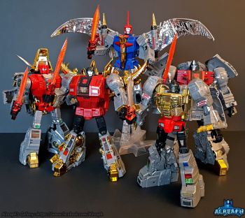 [Fanstoys] Produit Tiers - Dinobots - FT-04 Scoria, FT-05 Soar, FT-06 Sever, FT-07 Stomp, FT-08 Grinder - Page 9 RVYu0CXI