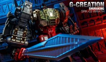 [GCreation] Produit Tiers - Jouet ShuraKing - aka Combiner Dinobots - Page 3 Sv7FyrrW