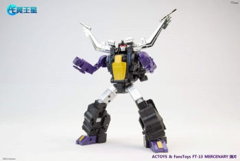 [Fanstoys] Produit Tiers - Jouet FT-12 Grenadier / FT-13 Mercenary / FT-14 Forager - aka Insecticons - Page 2 YcQeAYol