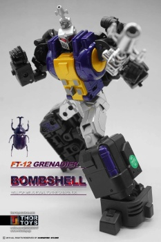[Fanstoys] Produit Tiers - Jouet FT-12 Grenadier / FT-13 Mercenary / FT-14 Forager - aka Insecticons - Page 2 G4cwllLr