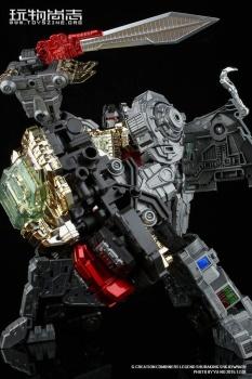 [GCreation] Produit Tiers - Jouet ShuraKing - aka Combiner Dinobots - Page 3 HQlKYpz8