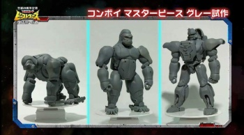 [Masterpiece] MP-32, MP-38 Optimus Primal et MP-38+ Burning Convoy (Beast Wars) RoRs53Mm