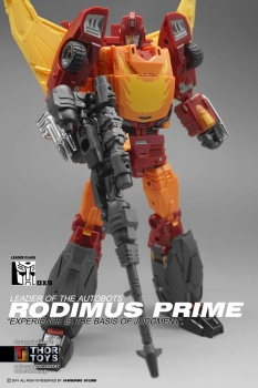 [DX9 Toys] Produit Tiers - Jouet D-06 Carry aka Rodimus et D-06T Terror aka Black Rodimus - Page 2 TNM5ryPg