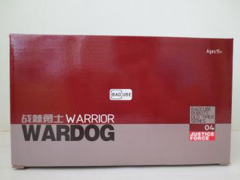 [Masterpiece Tiers] BADCUBE OTS-04 WARDOG aka WARPATH - Sortie Mai 2015 UZlXDljv