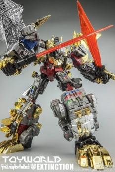 [Toyworld][Zeta Toys] Produit Tiers - Jouet TW-D aka Combiner Dinobots - Page 3 VMYp7HUR