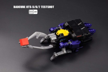 [BadCube] Produit Tiers - Jouet OTS-05 Claymore / OTS-06 Hypno / OTS-07 Kickbutt - aka Insecticons YERgsIou