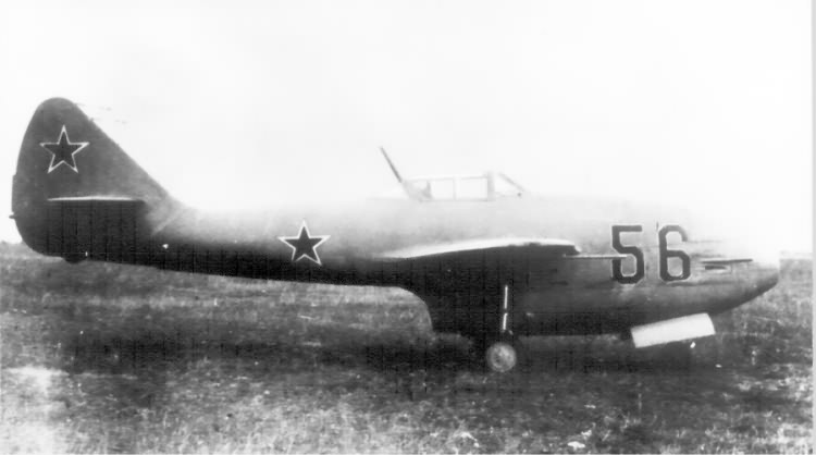 Lavochkin - avioni konstruktora Lavočkina 7890L