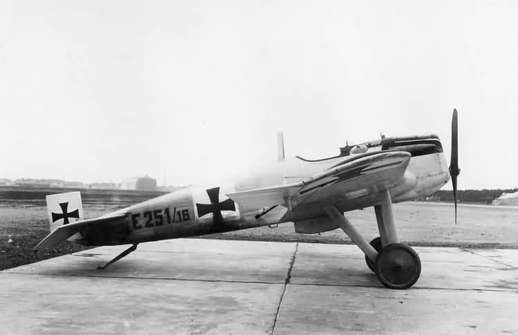 Les avions de la socièté Junkers 5116L