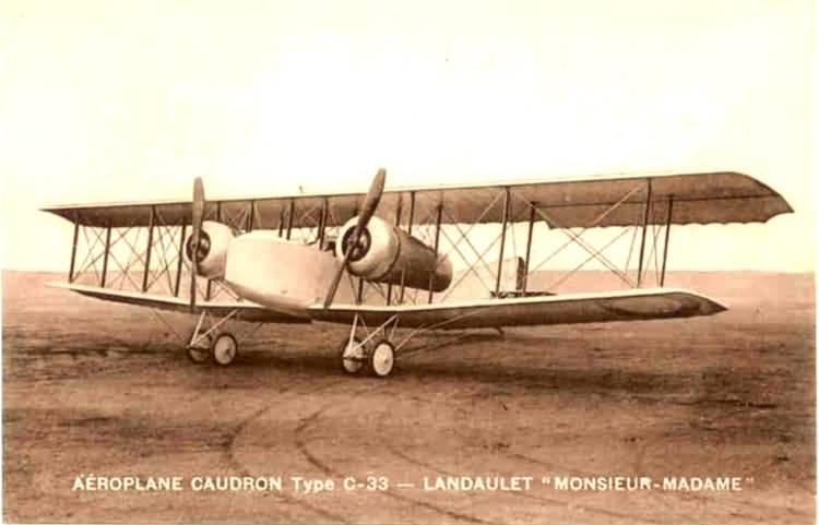 Société des avions Caudron 3336L