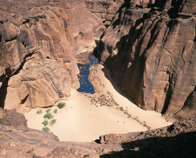 Las maravillas del desierto del Sahara Ennedi-sahara-e1397265311426