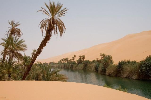 Las maravillas del desierto del Sahara Ubari-sahara-e1397265916549
