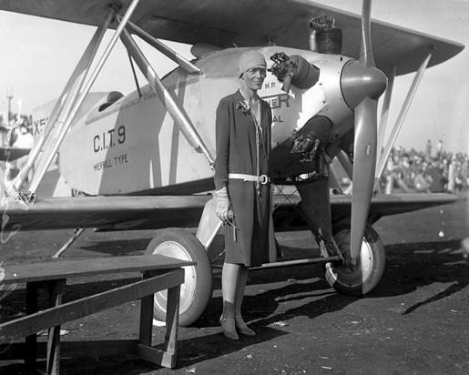 Amelia Mary Earhart   00d3cd1b5d50b7934b30f52950e29da7ad7d3a6d