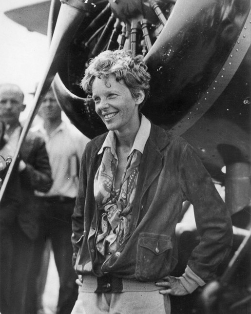 Amelia Mary Earhart   00d3cd1d9cb4e22771c9ed3ca3e427c908d93c09