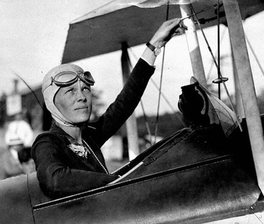 Amelia Mary Earhart   00d3cd1fdd53daef3a127a1f45b87b5183b44771