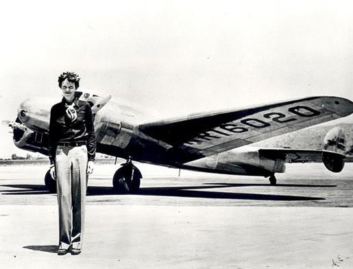 Amelia Mary Earhart   00d3cd2608e281cf8ac823af5d390ce05b05964b