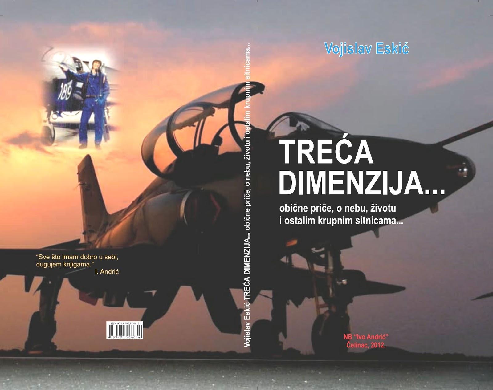 Nova knjiga Vojislava Eskića TREČA DIMENZIJA  00d4b8a2a78216e8ba9553dc40748f85f3fbee3b