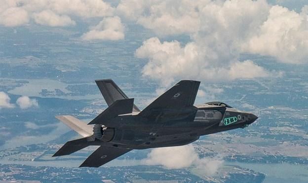 Lockheed Martin F-35 Lightning II 00d5724f7ca052dc2fe71e9f669a5b252f180a19