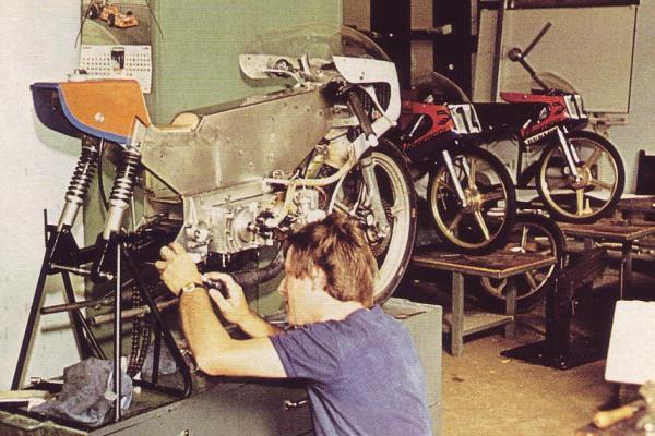 Poster R. Tormo con Bultaco TSS 125 MK2 3119301695_1_5_C8Htf2o1
