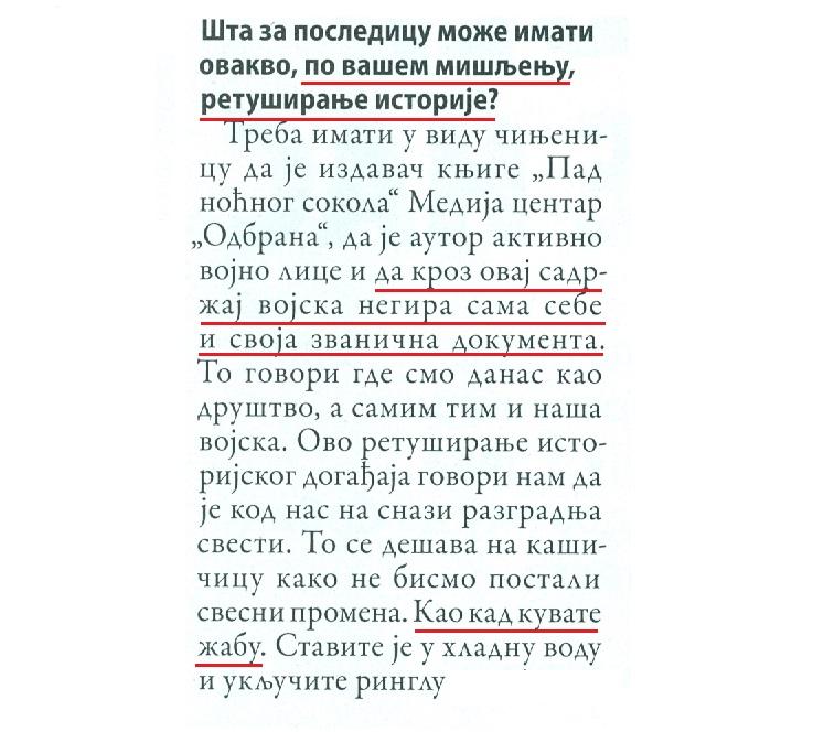 "Intervju Đorđa Anićića za""Pečat"" i komentari Ljubomira Savić 00d62e7e7382cb845334e056f508501bfcc78fb4"
