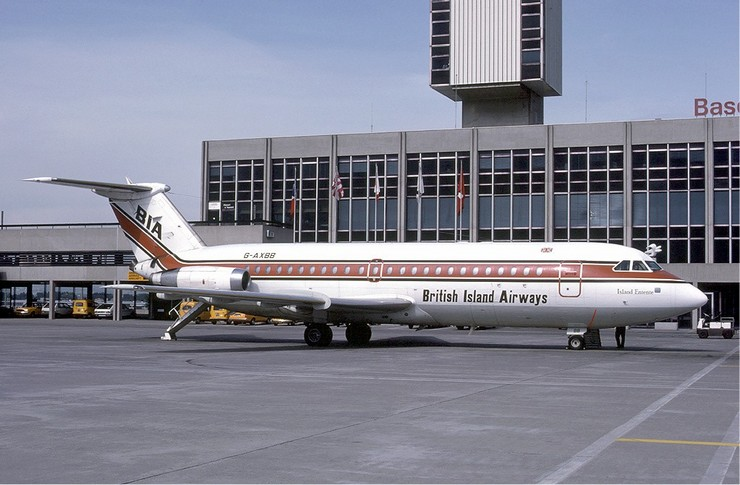 British Aircraft Corporation One-Eleven  00d77f88145e30f7c741f9d3fc8efb7dad61df55