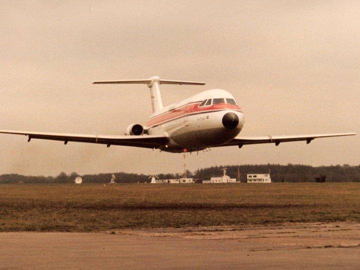 British Aircraft Corporation One-Eleven  00d77f8919a19ec8dc80dddf0dd3b0ff40eec208