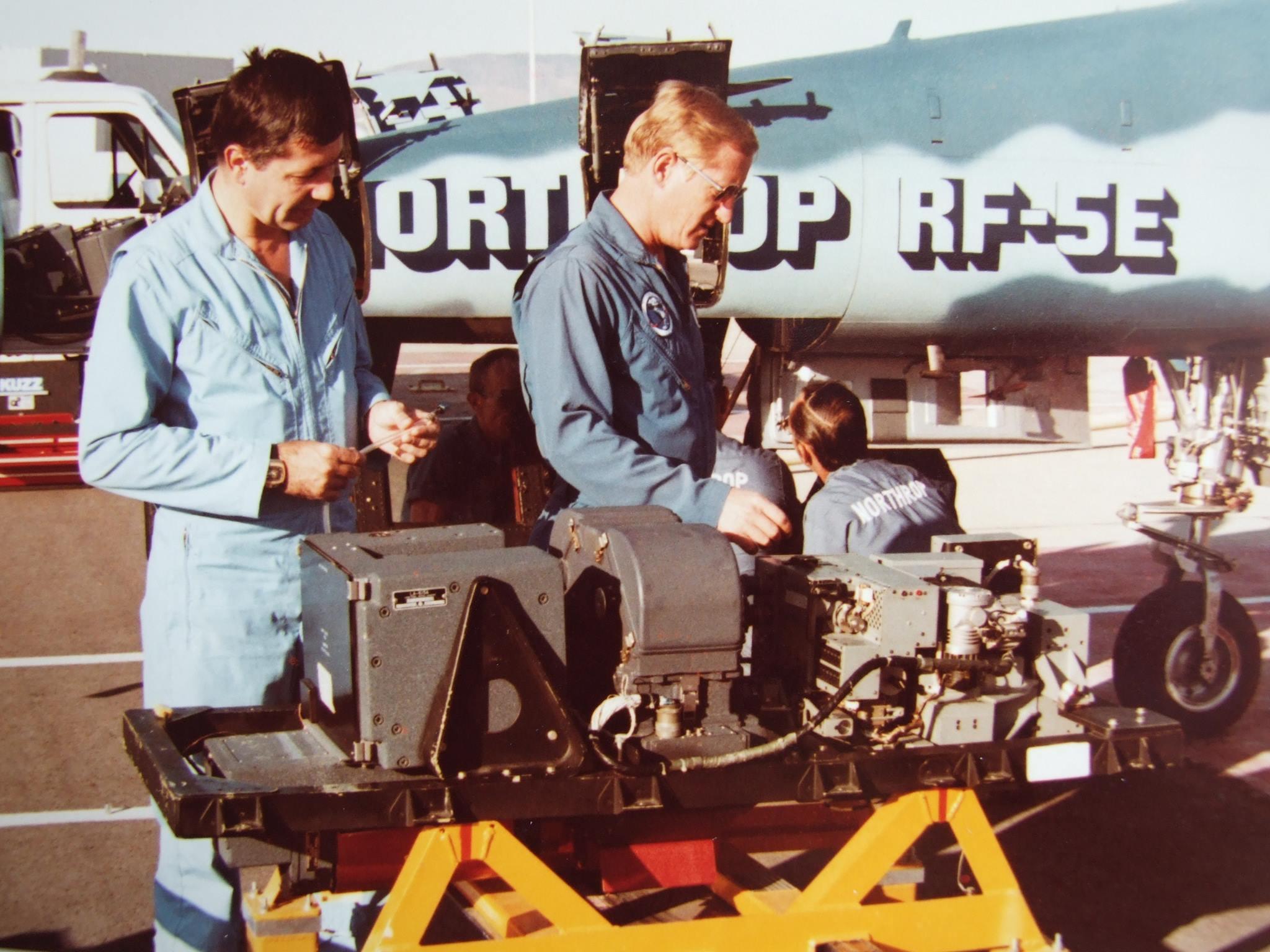 ISPITIVANJE PROTOTIPA AVIONA RF–5E U SAD 1980. GODINE 00d7f86e9c4b011946e8b89adcd301d1058eb59f