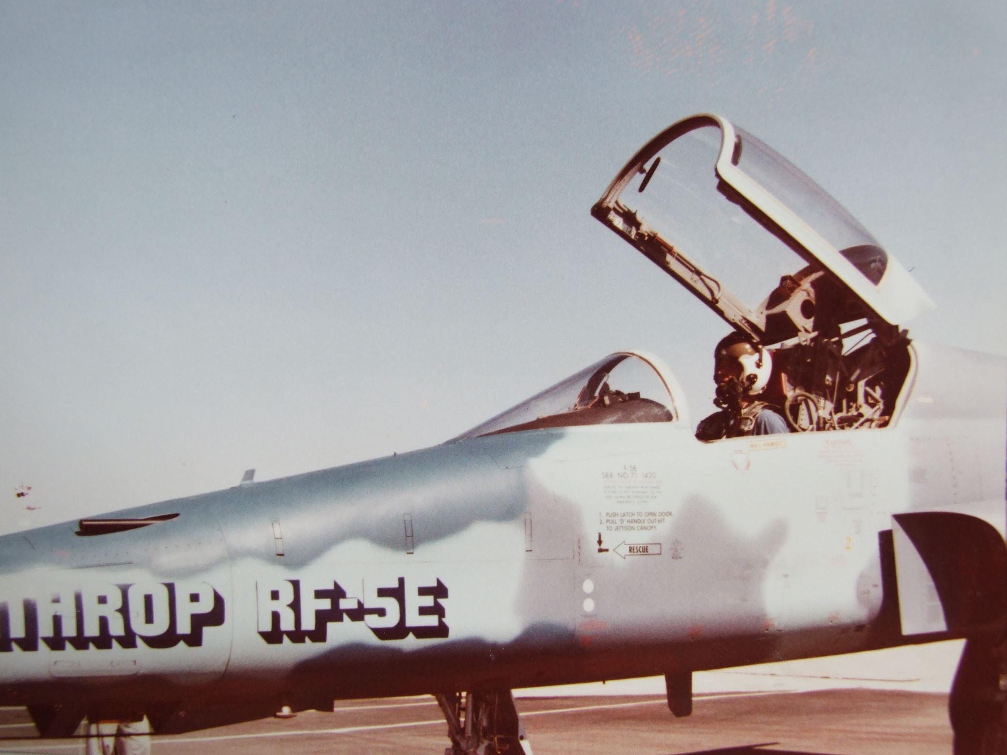 ISPITIVANJE PROTOTIPA AVIONA RF–5E U SAD 1980. GODINE 00d7f872f216271726ced753705154eb1c8fe6fa