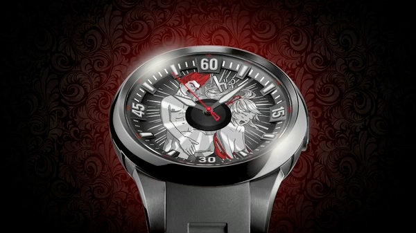 Relojes eróticos (o más que eso  ) Perrelet-Turbine-Erotic