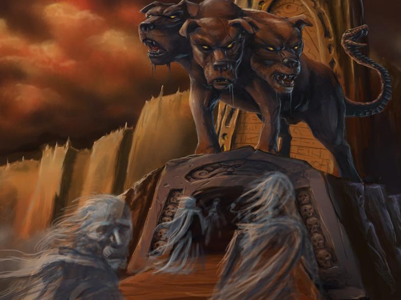 Seres mitologicos griegos Imagen1