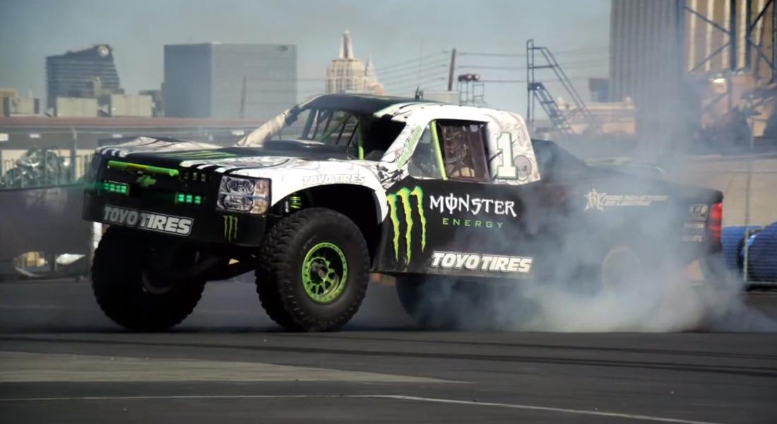Mon Jeep a l'échelle 1/10  Monster_trophy_truck