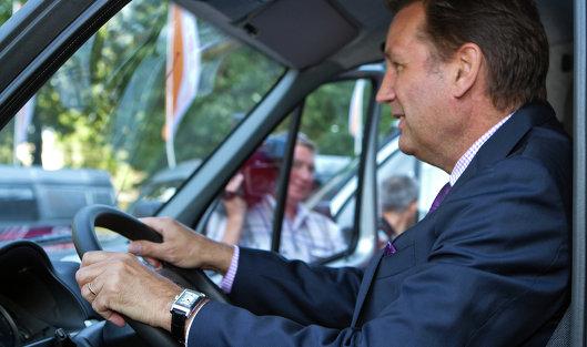 Президент АВТОВАЗа с 1 августа будет ездить на белом LADA Largus Cross с черной крышей 788897009