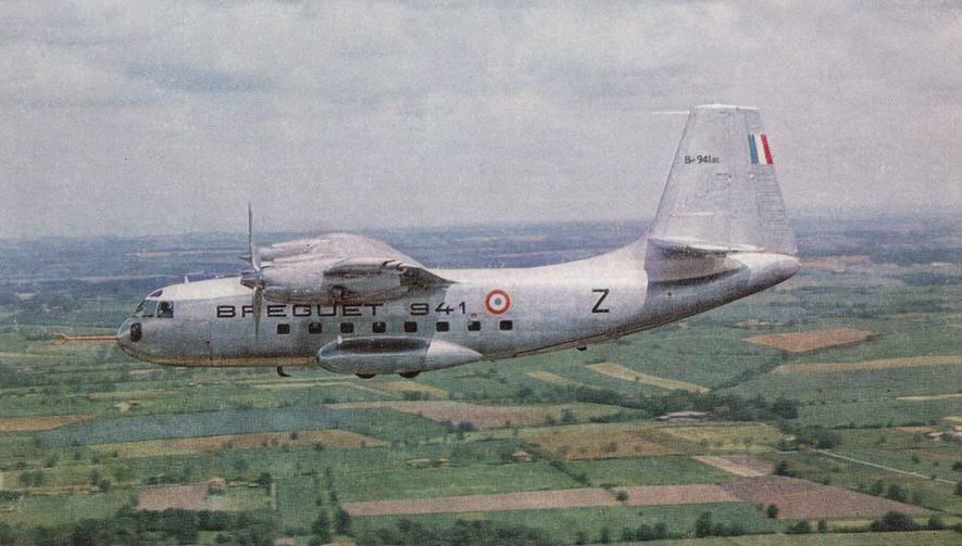 Breguet 940/941 : l'invention de l'ADAC . Breg_57
