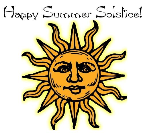 Welcome Summer Solstice 2015 SolsticeSun