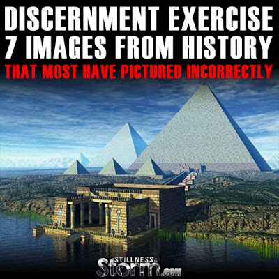 Discernment Exercise | 7 Images From History That Most Have Pictured Incorrectly  Discernment%2BExercise%2B7%2BImages%2BFrom%2BHistory%2BThat%2BMost%2BHave%2BPictured%2BIncorrectly